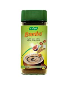 Bambu Instant - Coffee Substitute - A. Vogel