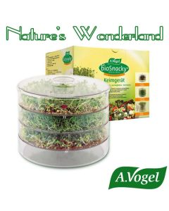 Replacement Base for Original bioSnacky Classic Sprouters - A. Vogel