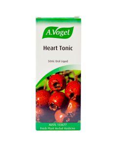 Heart Tonic (Crataegisan) - 50ml Oral Liquid - A. Vogel