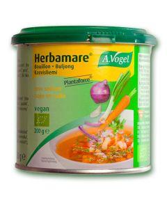 Herbamare Plantaforce Low Sodium Vegetable Stock Concentrate - 200g - A. Vogel