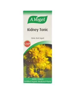 Kidney Tonic (Solidaforce) - 50ml Oral Liquid - A. Vogel