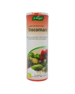 Trocomare - Seasoned Sea Salt - A. Vogel
