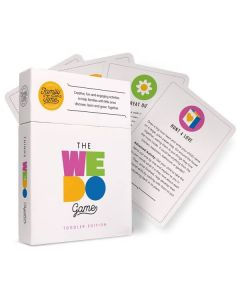 The WeDo Game - Toddler Edition