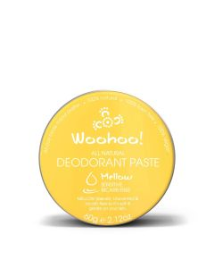 Mellow Deodorant Paste Tin - Sensitive (Bicarb Free) - 60g - Woohoo Body