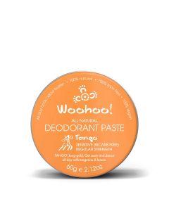 Tango Deodorant Paste Tin - Sensitive (Bicarb Free) - 60g - Woohoo Body