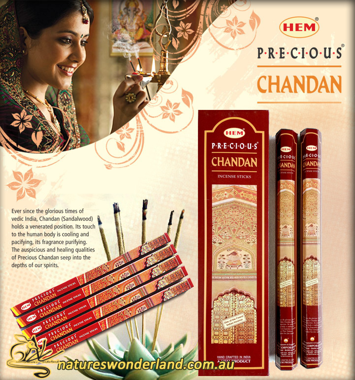 Hem Precious Chandan Incense