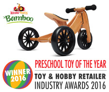 VOTED PRESCHOOL TOY OF THE YEAR 2016!